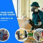 Dịch Vụ Phun Hoá Chất Khử Trùng Sát Khuẩn Phòng Chống Dịch Bệnh Carepro Việt Nam
