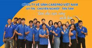 Công ty vệ sinh công nghiệp hàng đầu tại Hồ Chí Minh